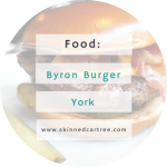 Byron Burger York