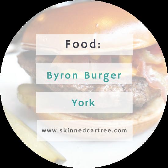 Byron Burger York