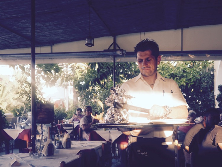 Granada Greek Tavern