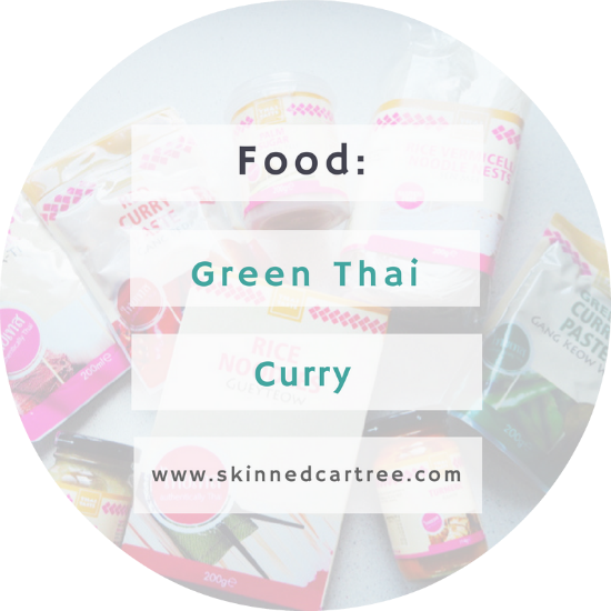 Thai Green Curry with Thai Taste
