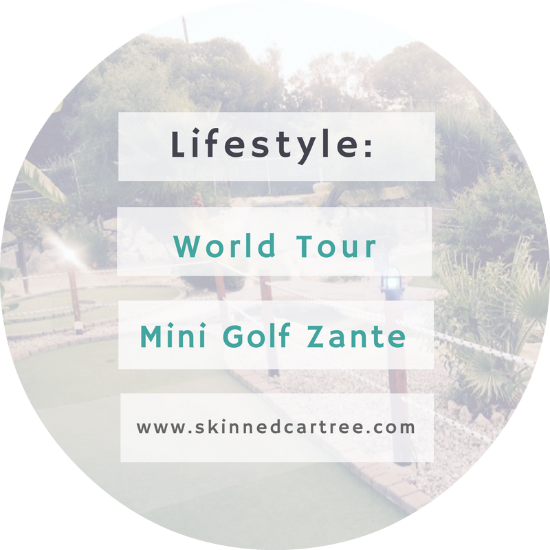 World Tour Mini Golf Agrassi Zante