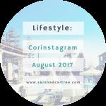 Corinstagram August 2017