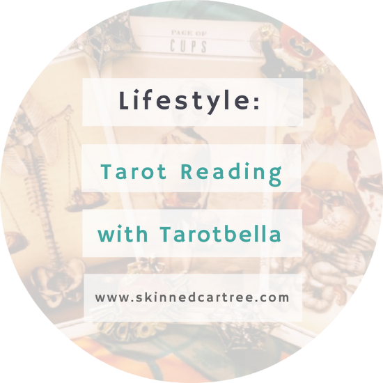 My own personal Tarot reading with Tarotbella