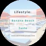 A day at Banana Beach, Zante