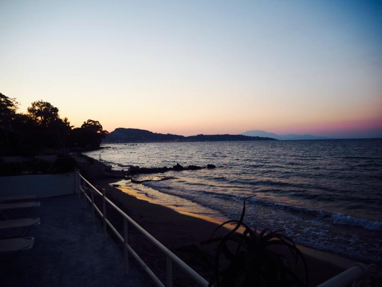 Thomas Elena Beach Bar, Argassi