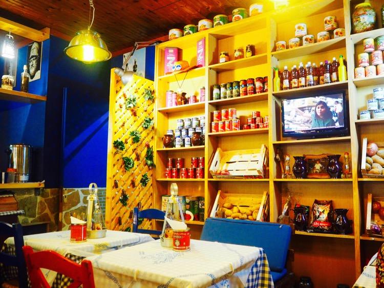 Zorbas Restaurant, Argasi, Zante