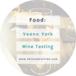 Wine tasting at Veeno, York