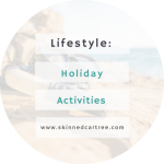 Activities to do to stay active on holiday