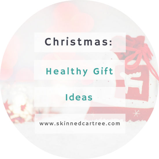 Christmas Gift Ideas for a Healthy Start to the New Year