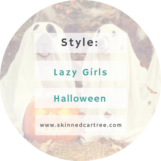 The lazy girl's guide to Halloween