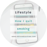 I stopped smoking during Stoptober. Can you?