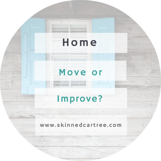 Move Or Improve? Exploring Your Options