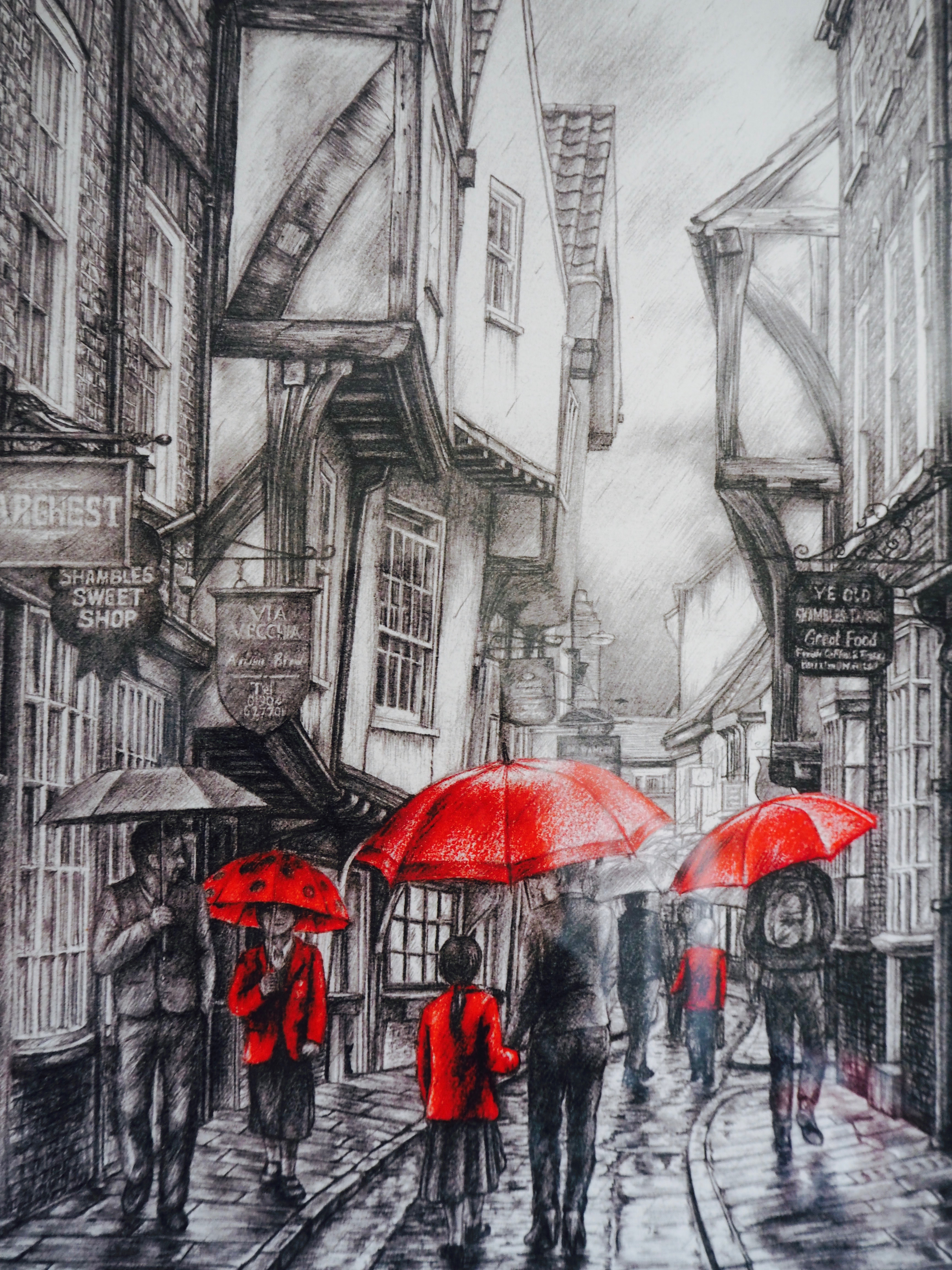 Mark Braithwaite York prints