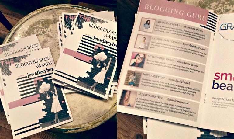 The #BloggersBlogAwards 2017
