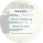 What impact does smoking have on your appearance?
