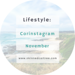 Corinstagram November // Australian Edition