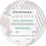 Lulu Guiness Stationery – The Perfect Christmas Gift