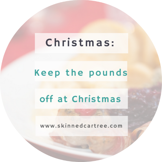 How to Keep the Pounds off over Christmas