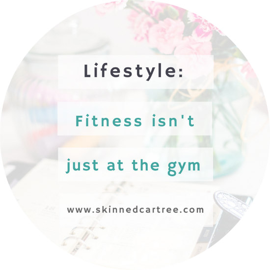 Fitness: Not Just What You Do In The Gym