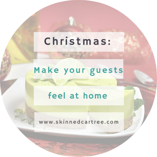 How To Make Your Guests Super Comfortable This Christmas