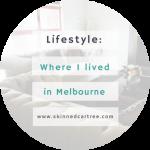 Where I lived in Australia