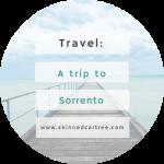 A trip to Sorrento, Australia