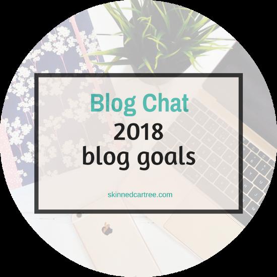 My blog goals for 2018 - balanced approach
