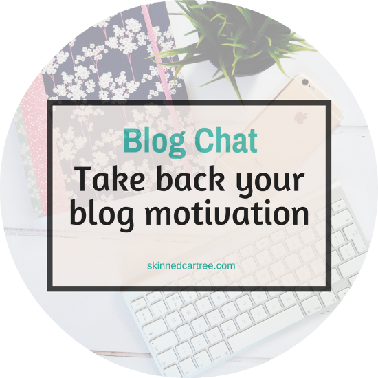 How to take back your motivation and passion for blogging