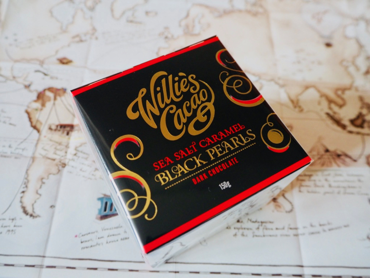 Willies Cocao Black Pearls