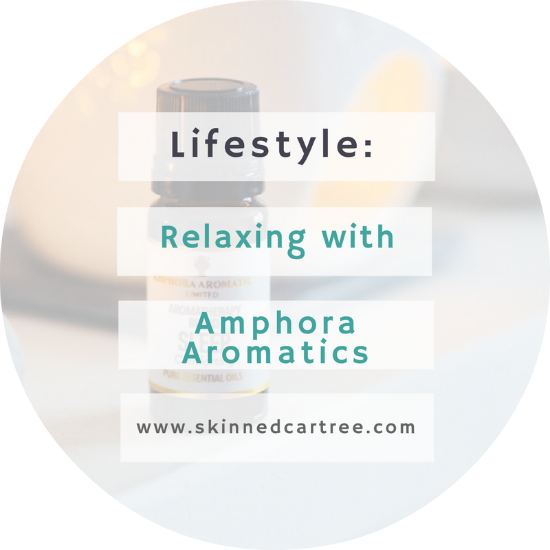 Relaxing with Amphora Aromatics