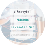 Masons Lavender Gin