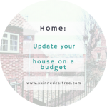 Updating your house on a budget