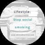 Reasons you should avoid social smoking