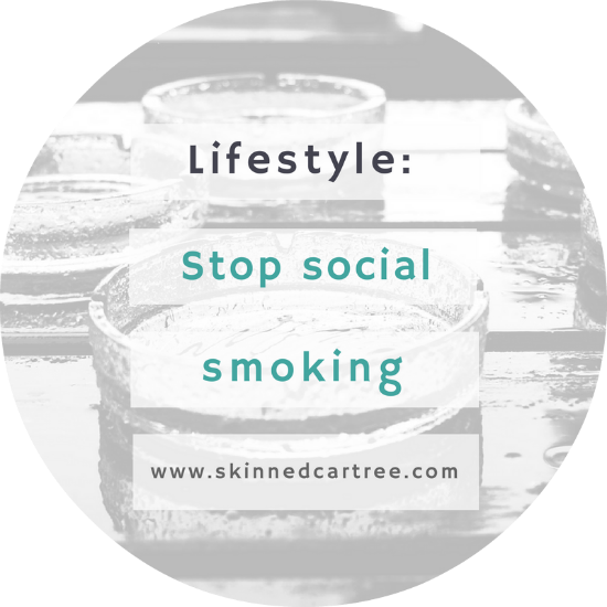 Reasons you should avoid social smoking