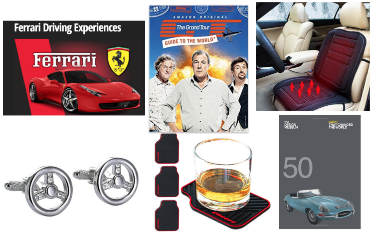 Valentines Gift Guide for Car Lovers