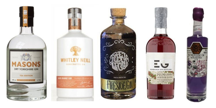 Gin Wishlist (AKA hint to boyfriend)