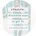 Out Of The Gym And Into The Wild! Alternate Ways To Get Fit
