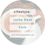 Lucky Days Cafe // York