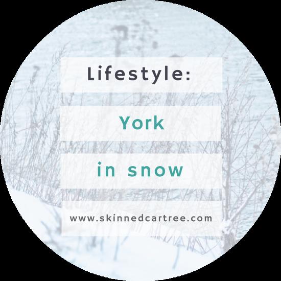 York In Snow