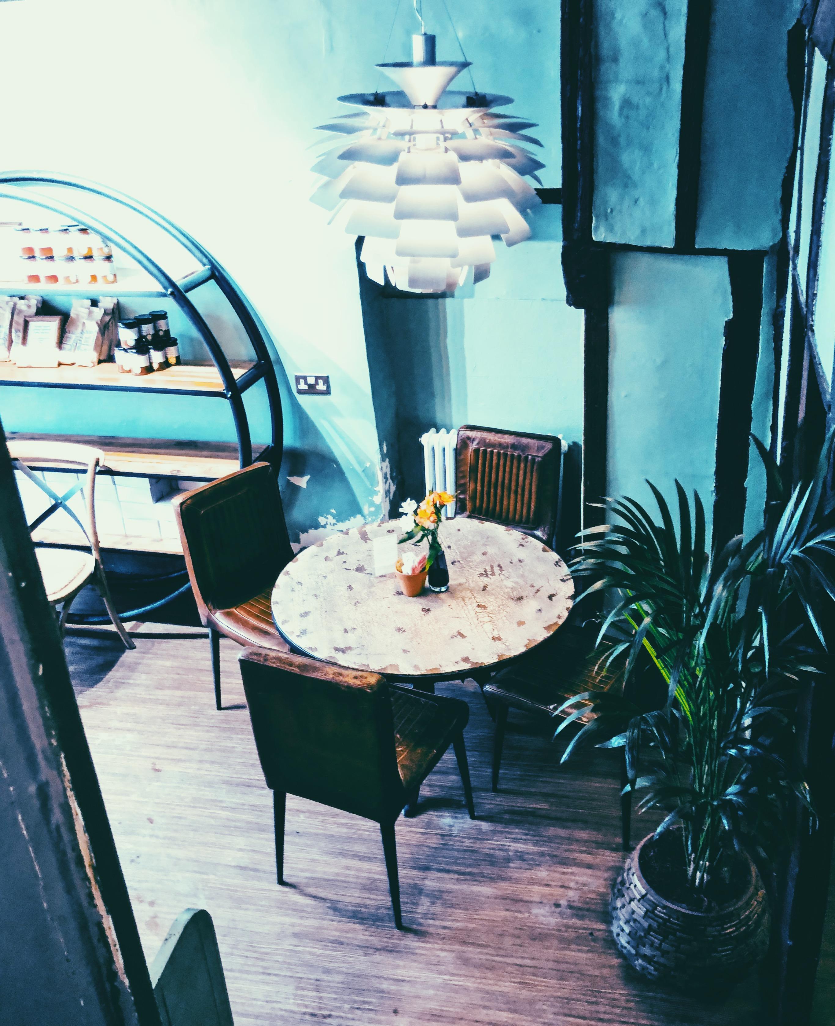 Lucky Days Cafe // York