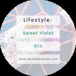 Sweet Violet Gin