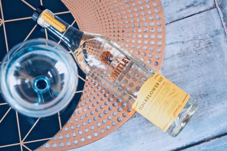 J.J. Whitley Elderflower Gin