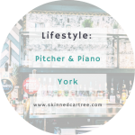 Pitcher & Piano York