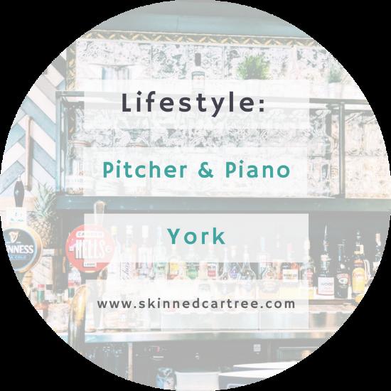 Pitcher & Piano York