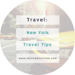 Dos and Don'ts of Being a Tourist in New York City