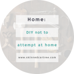 DIY to Avoid: Don't Do-It-Yourself Home Improvement Projects