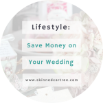 How to save money at a Wedding