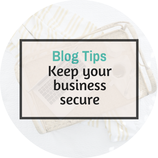 Keep Your Home Business Secure