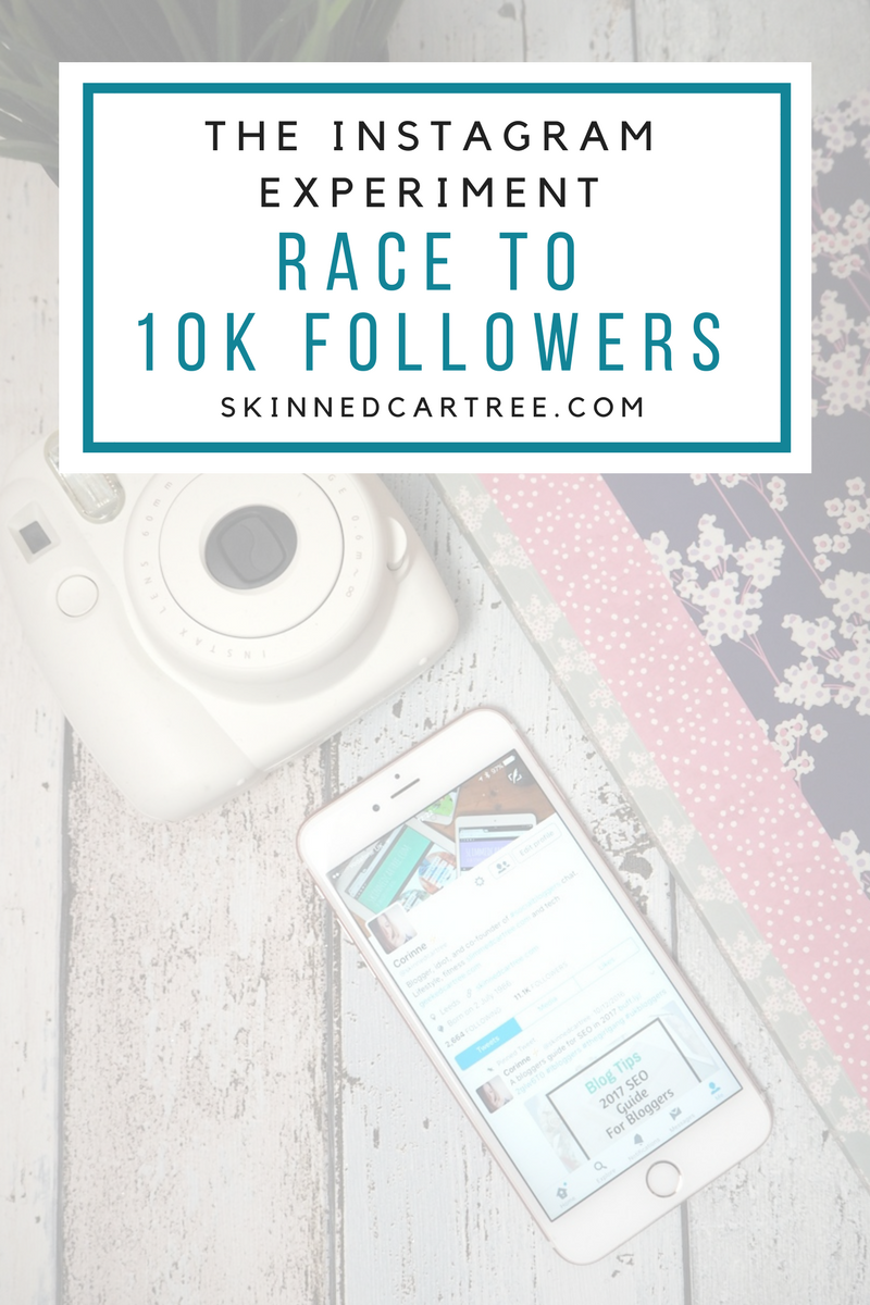 how to get 10k instagram followers