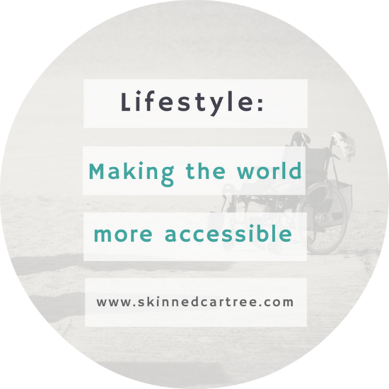 Making the world accessible to everyone // The fight against Disablism and Ablism